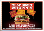 Burger King offers consumer discounts in web relaunch
