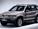 BMW X5: promoting traction control with mailer