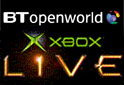 Xbox Live: BTopenworld backing