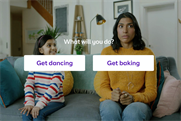 Dance or bake, BT interactive campaign asks