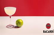 Bacardi to stage daiquiri bar tour