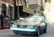 Phones4u launches 'Back to the Future'-themed campaign