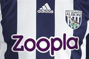 Zoopla: pulling West Brom shirt sponsorship