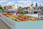 Virgin Holidays hosts ball pit activation to encourage Londoners to 'say balls to boring'