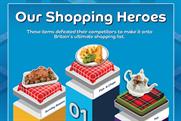 Barclaycard shopping campaign confirms Brits love junk food