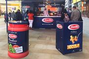 Barilla stages nationwide experiential tour