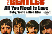 'All You Need Is Love': being used by Luvs
