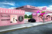 Benefit launches brows and beauty drive-thru