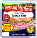 Bernard Matthews: ITV sponsorship