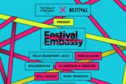 Bestival to host London session