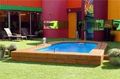 Big Brother house: primetime winner