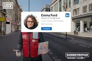 The Big Issue partners LinkedIn to help vendors keep selling during pandemic