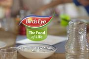 Birds Eye: launches pan-European TV ad campaign