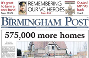 Birmingham Post: plans to relaunch