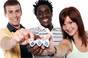 Blue Peter at 50: presenters join Queen for tea