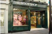 The Body Shop: green brands dominate poll