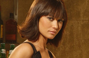 Kurylenko: star of Quantum of Solace