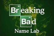 Breaking Bad: rolls out Name Lab activity