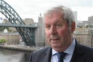Great North Run founder and BBC commentator Brendan Foster