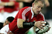 British & Irish Lions: to tour South Africa in 2009