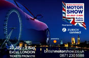 British Motor Show: enlisting the voice behind the Guinness 'surfers' ad
