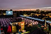Rooftop FIlm Club collaborate with British Airways