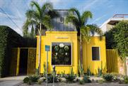Bumble's hive pop-up moves to LA
