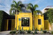 Bumble's hive pop-up moves to LA