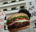 Burger King: criticism about 'manthem' ad