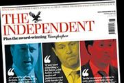 The Independent: 200,000 free copies being distributed