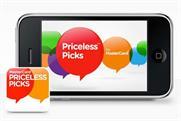 MasterCard has created an iPhone app