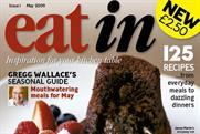 Bauer's Eat In magazine