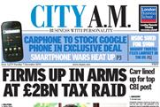 Aston Martin sponsors City AM's debut motoring section