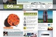 GQ's new website