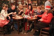 Drinkaware: accuses soaps of glorifying alcohol