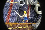 Nokia: 'world's smallest stop motion character' by W+K London