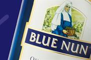 Blue Nun: relaunch scheduled for next month