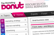 Marketing Donut: sponsored by Royal Mail and Google