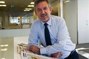 News Int's CEO Mockridge unveils 'groundbreaking' print to digital ad conversion