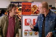 Jamie Oliver in Sainsbury's ad