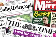 Newspaper ABCs: Games hand papers a small boost