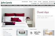 Johnlewis.com: beat rival high street stores to top website spot