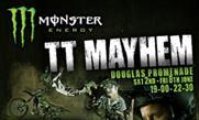 Gorilla promises more action for TT Mayhem event