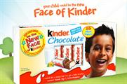 Ferrero launches competition for new 'Kinder Boy'