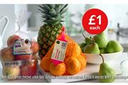 Tesco ad by The Red Brick Road