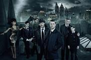 Gotham: shows such as the Batman prequel are boosting Channel 5's profile. Credit: Warner Bros International