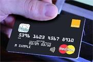 Orange : produced contactless co-branded credit card with Barclaycard