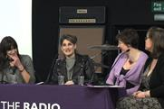 Being a Media Mum: The panel
