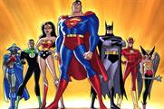 Justice League: available on Clubcard TV
