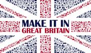 Sledge on board for Make it in Great Britain